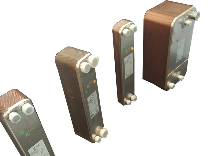 钎焊式换热器