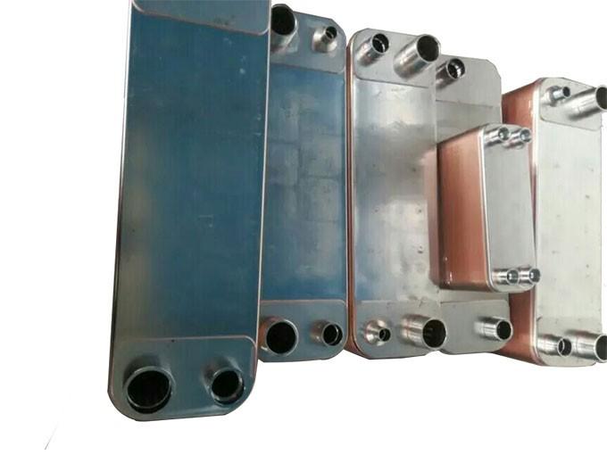钎焊式换热器供应