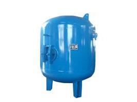 立式容积水水换热器