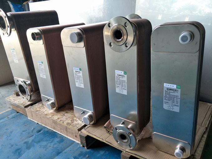 钎焊式换热器厂